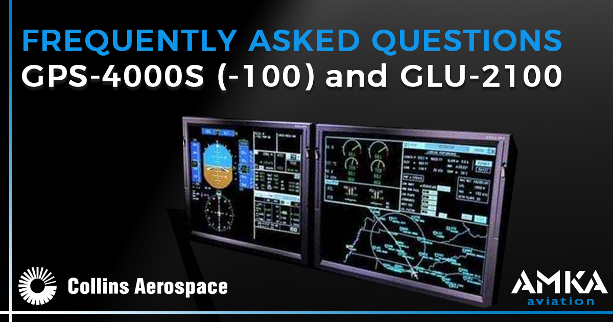 GPS-4000S (-100) and GLU-2100 FREQUENTLY ASKED QUESTIONS
