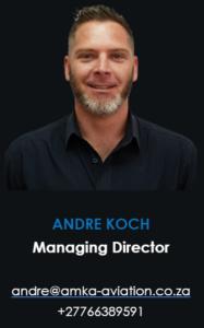 Andre Koch - AMKA Aviation
