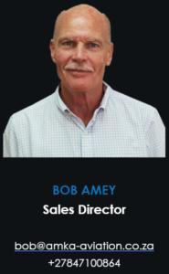 Bob Amey - AMKA Aviation